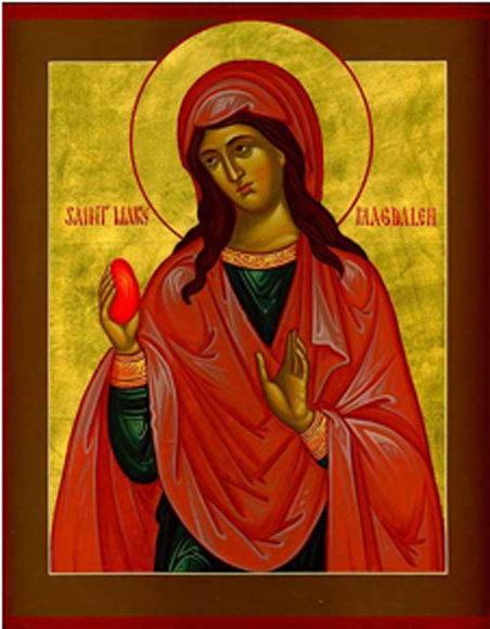 St. Mary Magdalen - July 22